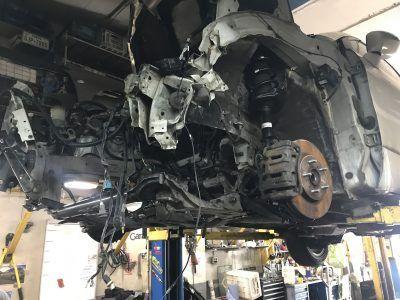 Ремонт подвески Acura