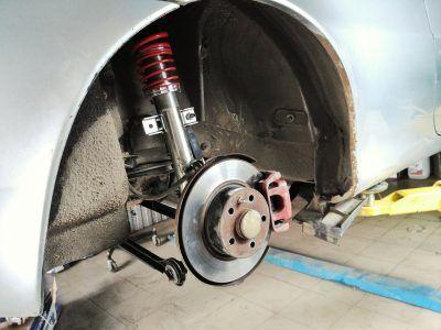 Ремонт подвески Alfa Romeo