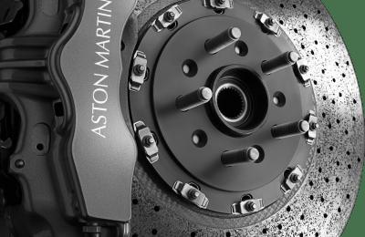 Ремонт подвески Aston Martin