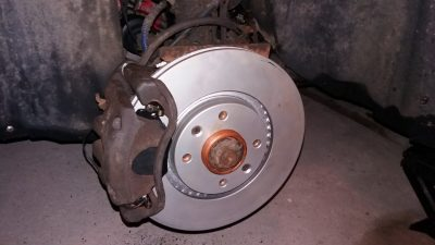 Ремонт тормозной системы Citroen