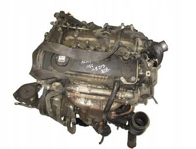 Ремонт электронной части двигателя Alfa Romeo