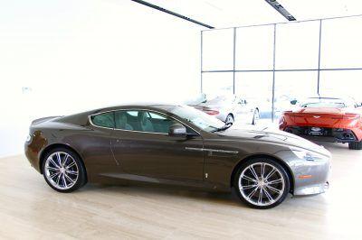 Ремонт ABS Aston Martin