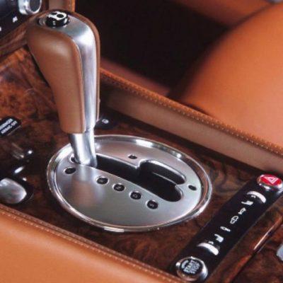 Диагностика АКПП Bentley