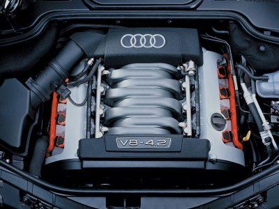 Диагностика бензиновых двигателей Audi