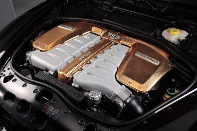 Диагностика бензиновых двигателей Bentley
