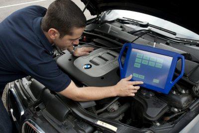 Диагностика систем кондиционирования BMW