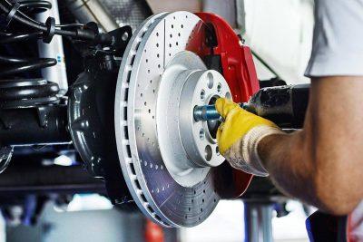 Диагностика тормозной системы BMW