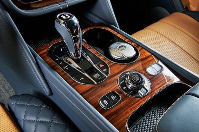 Замена КПП Bentley