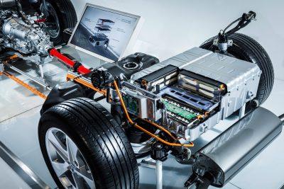 Ремонт гибридных двигателей Audi