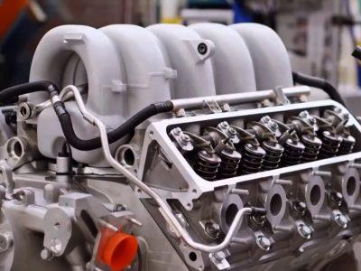 Ремонт дизельных двигателей Bentley