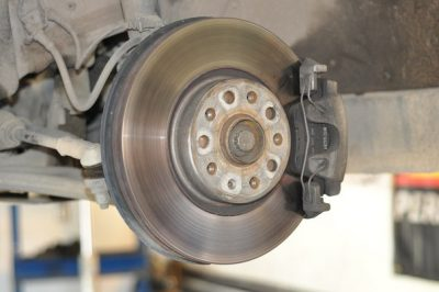Ремонт тормозной системы Audi