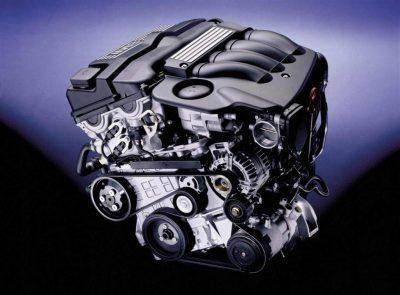 Ремонт электронной части двигателя BMW
