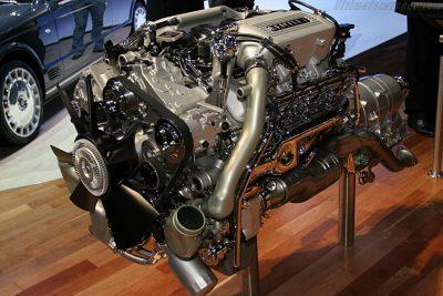 Ремонт электронной части двигателя Bentley