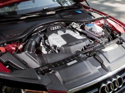 Техническое обслуживание Audi
